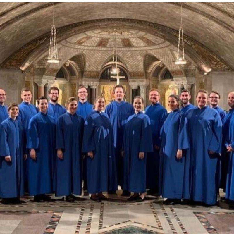 basilica choir