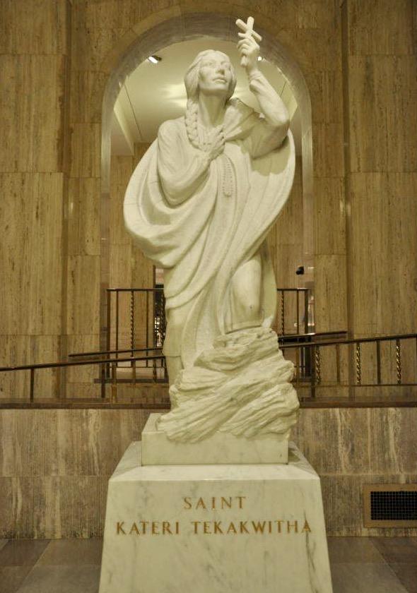 St. Kateri Hall of American Saints