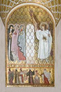 Resurrection Glorious Mysteries Chapels