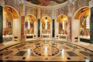 Joyful Mysteries Rosary Chapels