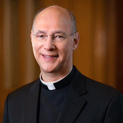 Reverend Monsignor Walter R. Rossi