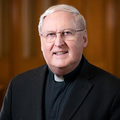 Reverend Raymond A. LeBrun, OMI
