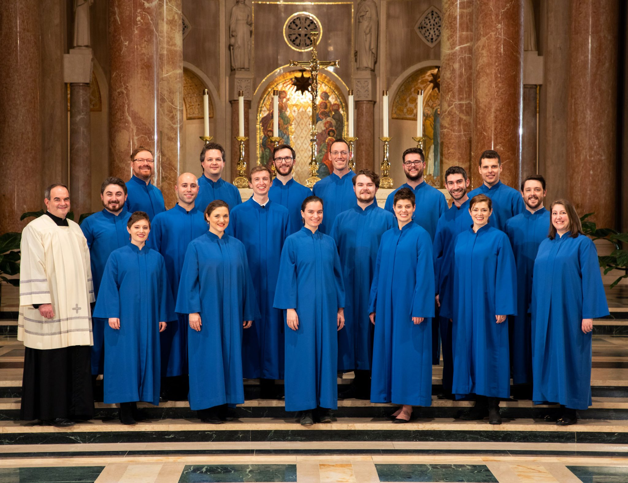Sacred Music: Musicians - National Shrine of the Immaculate