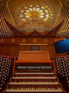 Great Upper Church Moeller organ