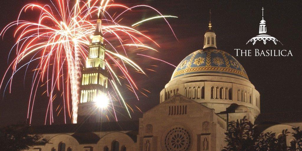 Basilica Jubilee Celebration