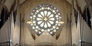 Organ pipes Great Upper Church