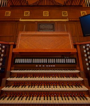 Great Upper Church Organ