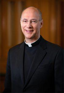 Reverend Monsignor Walter R Rossi