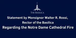 Statement by Monsignor Rossi