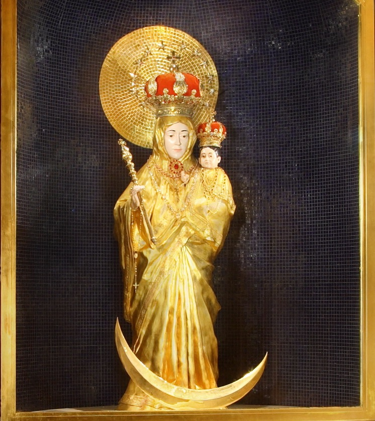 Our Lady of Vailankanni Statue