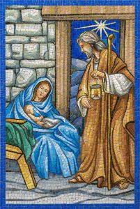 3rd Joyful Mystery Nativity