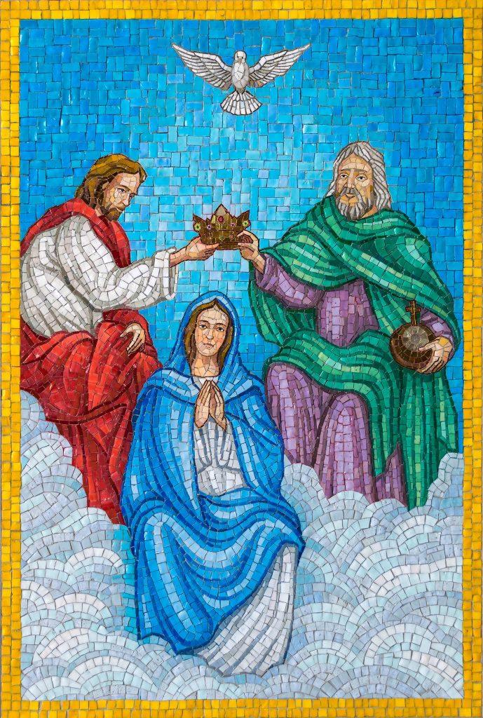 The Coronation of Mary Rosary Walk and Garden