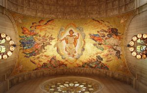 The Second Coming Mosaic