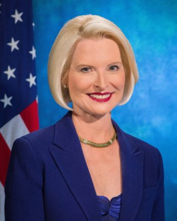 Ambassador Gingrich Official Photo