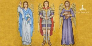 Trinity Dome Angels Banner