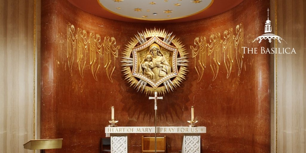 Mary Queen of All Hearts chapel