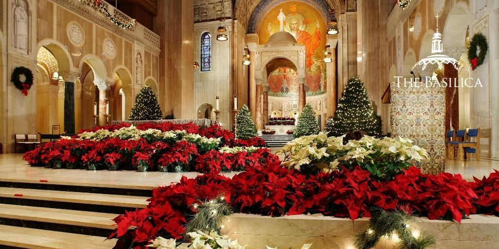 Christmas at the Basilica