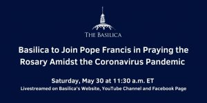 pray with pope francis