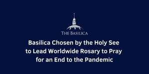 Press release Rosary to end pandemic