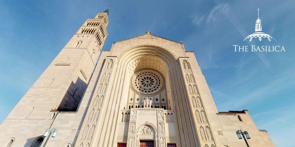basilica entrance