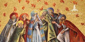 Pentecost Sunday at the Basilica