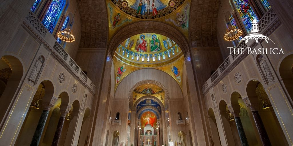 The Five Domes of the Basilica and the Stories They Tell