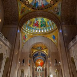The Five Domes of the Basilica and the Story They Tell
