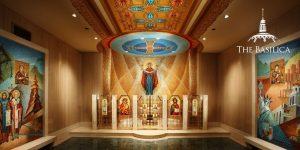Byzantine Ruthenian chapel