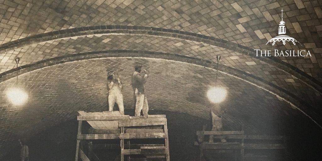 Catalan Vaulting workers