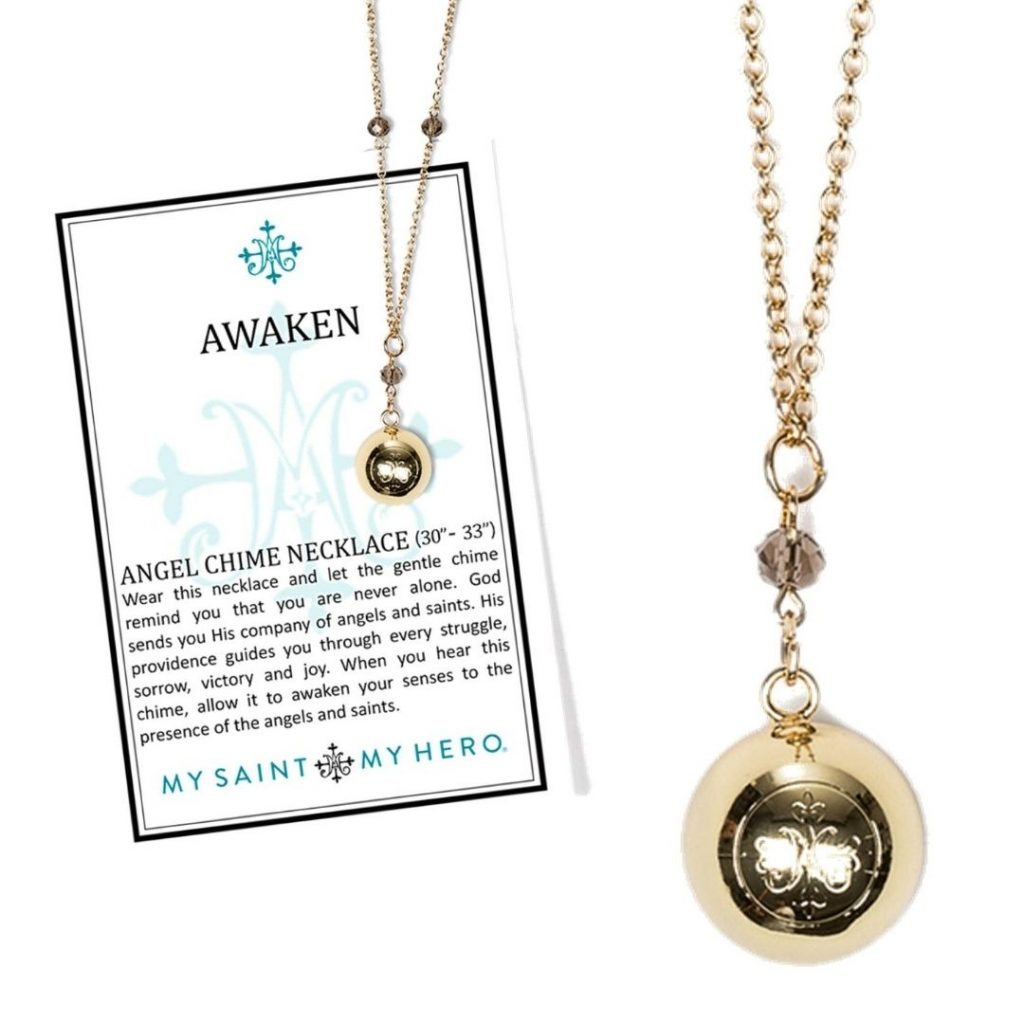 Awaken Chime Necklace