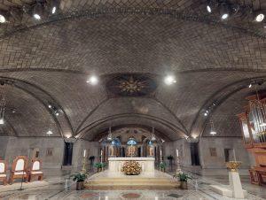 Crypt-Church Virtual Tour