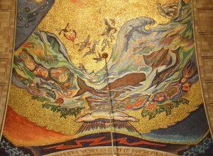 The Creation mosaic