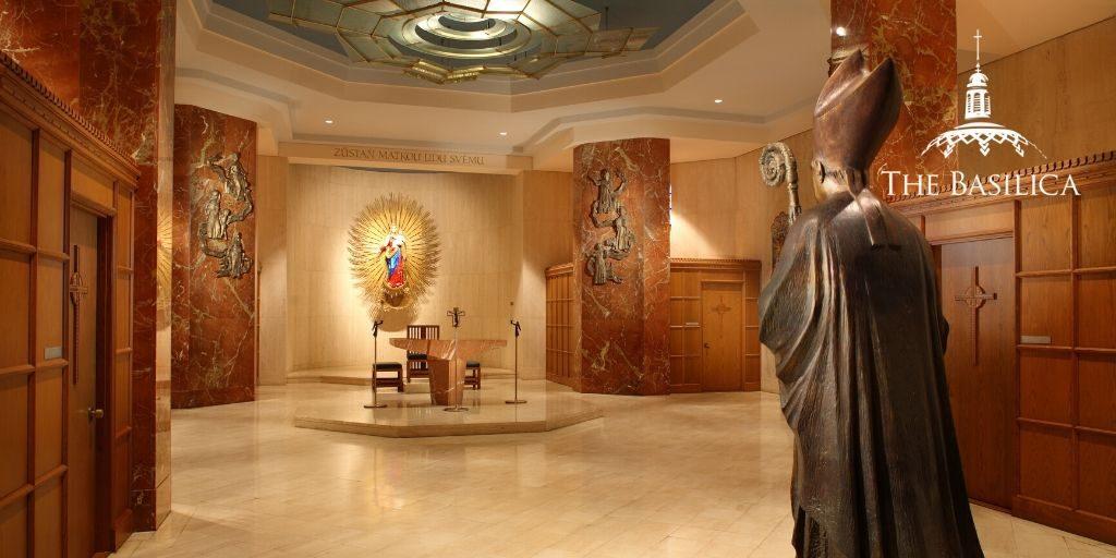 Confessions chapel