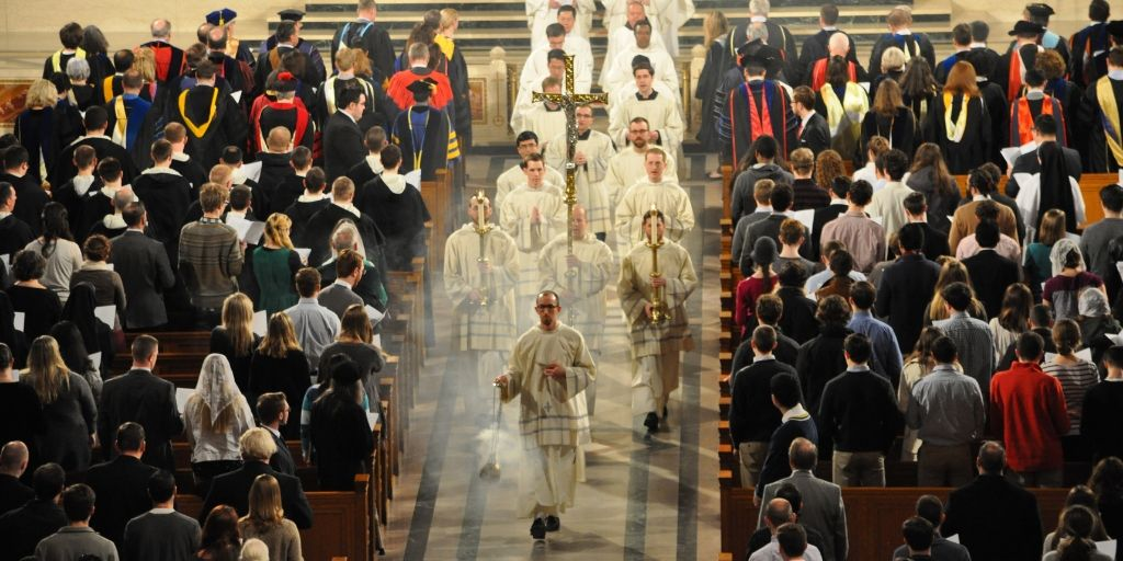 St. Thomas Aquinas Mass