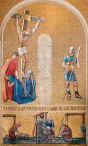 Fifth sorrowful mystery - crucifixion