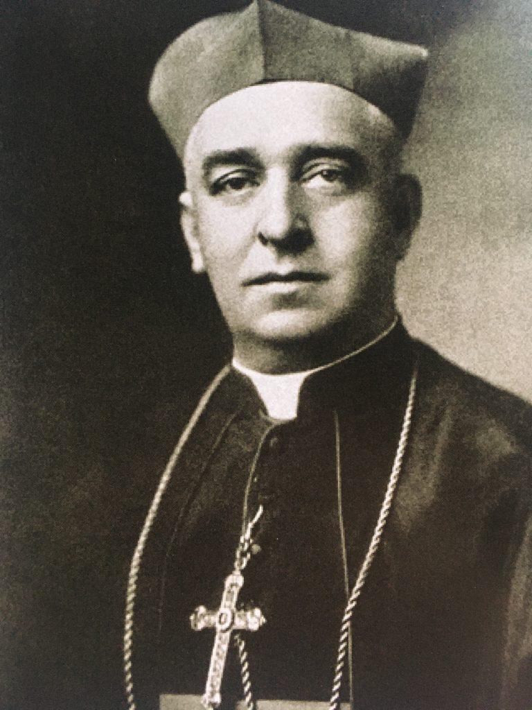 Bishop Shahan headshot