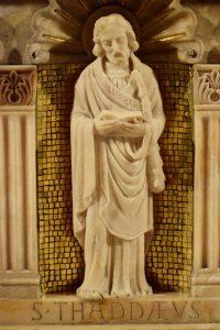 Judas/jude/Thaddeus mary memorial altar