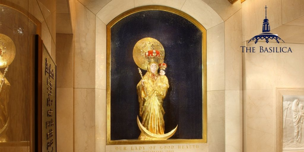Lady of Vailankanni Chapel