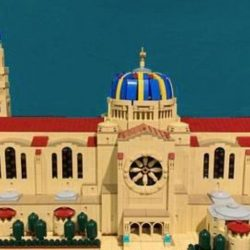 Making the LEGO Basilica: A Conversation with Artist John Davisson