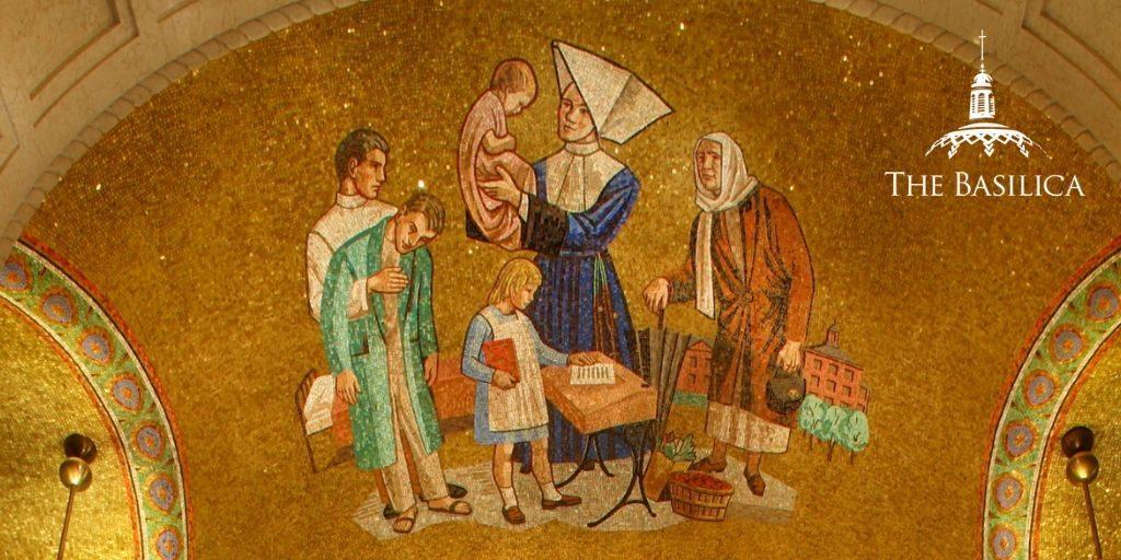 Louise de Marillac banner