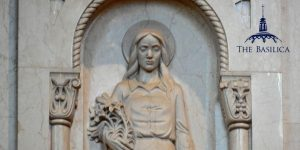 Maria Goretti upper church