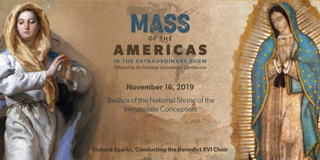 Mass of Americas Photo