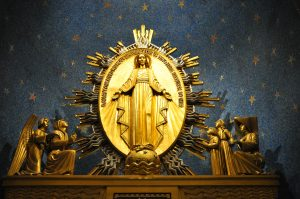 The Miraculous Medal Chapel