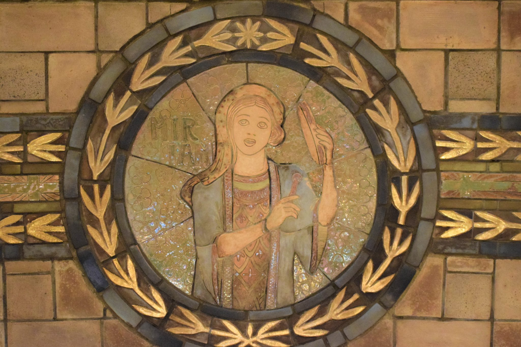 Miriam - Crypt Church