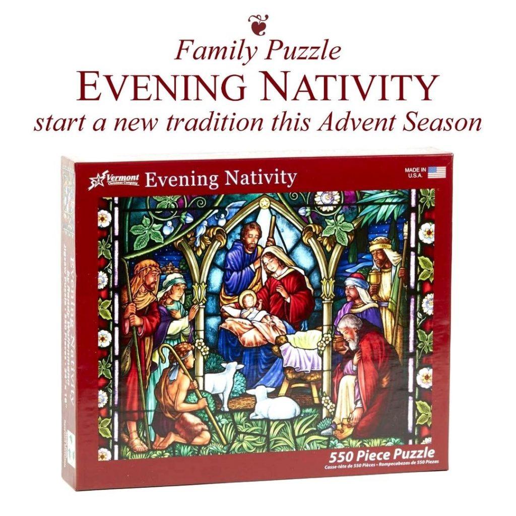 Nativity puzzle