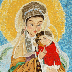 3 Marian Prayers: Our Lady of China, Our Mother of Africa, Our Lady of Vailankanni