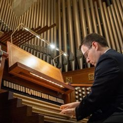 The Basilica Summer Organ Recital Series: An Introduction