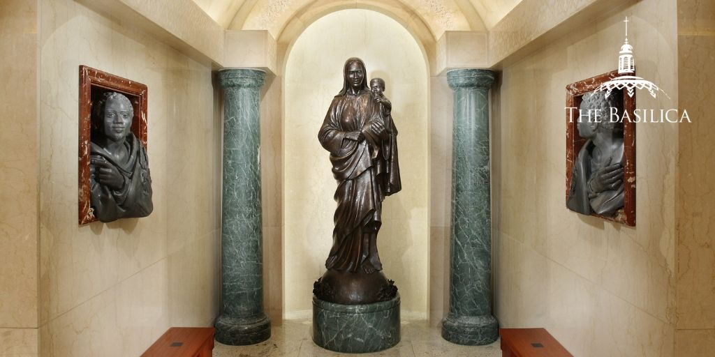 Our Lady of Africa Madonna