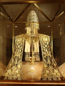 The Papal Tiara