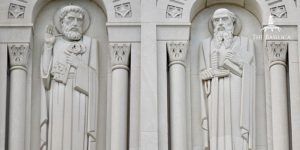 St. Peter and St. Paul at the Basilica